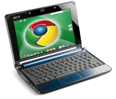 Is this the new Chrome OS Netbook by Acer?