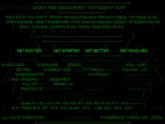 COBOL ON COGS