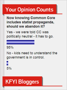 common core is an unpopular ed policy